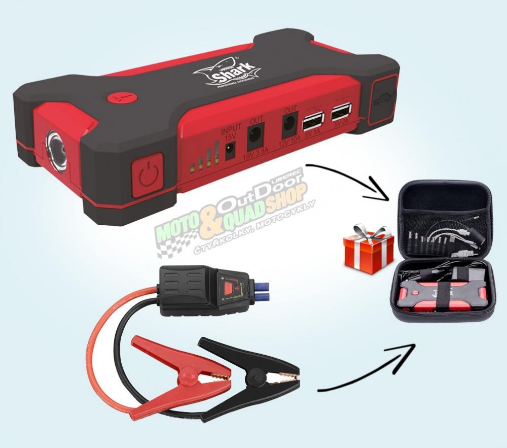 Powerbanka se startovacími kabely - Jump Starter EPS-203