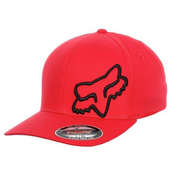 cea4b587fd9 Pánská kšiltovka - Flex 45 Flexfit Hat Red