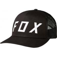 17903001310 Dámská kšiltovka Fox Moth Trucker Black