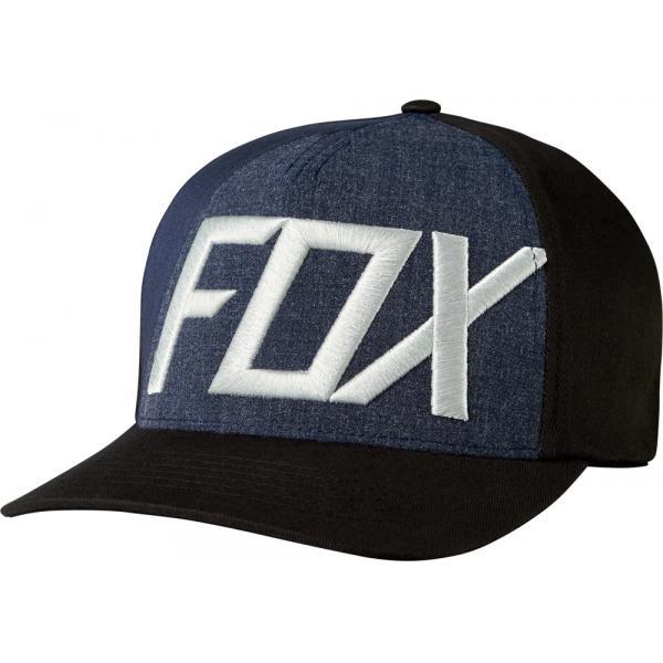 6bab1661422 Pánská kšiltovka - Blocked Out Flexfit Black