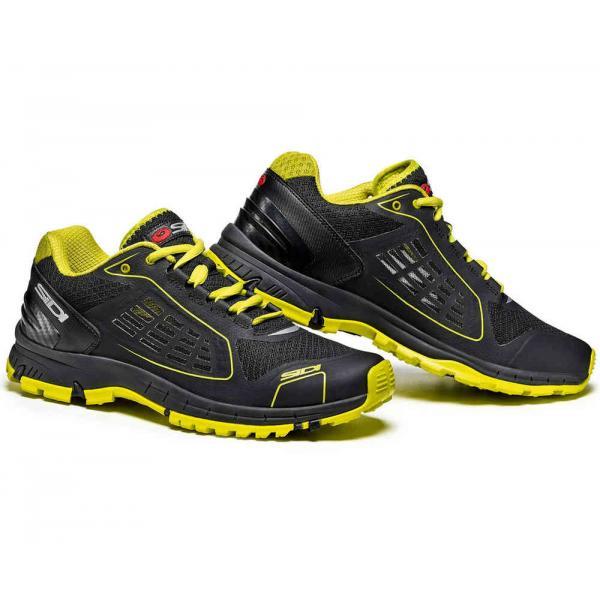 7a2ec8fd06e Pánské volnočasové  sportovní boty - Approach black yellow