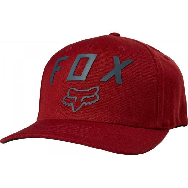 dd2555493a2 Kšiltovka - Number 2 Flexfit Hat Bordeaux