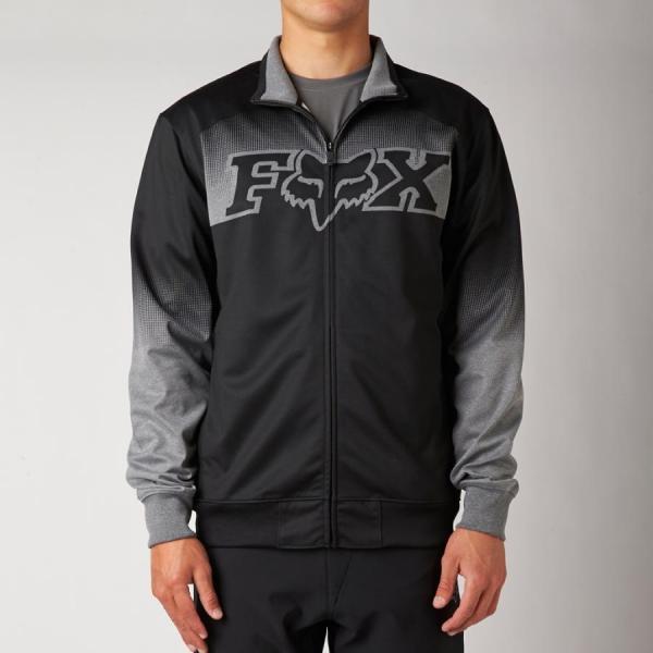 Pánská mikina bunda - IMPERIAL JACKET BLACK 236b6fe275