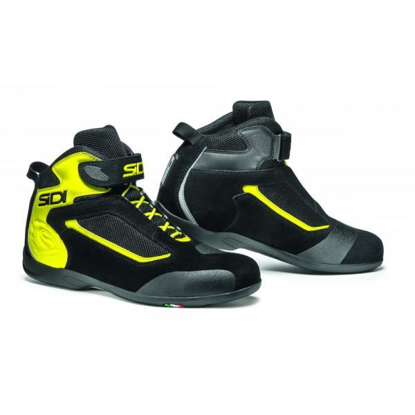 Pánské kotníčkové boty na motocykl 34247fd369