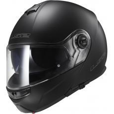 Helma na čtyřkolku vyklápěcí LS2 FF325 STROBE SOLID matt black 73129c180d