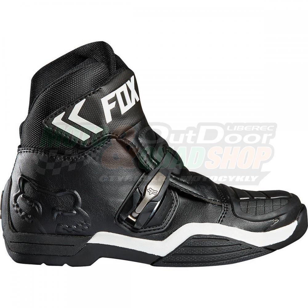 1d12c351fbd ... Kotníčkové boty na motorku